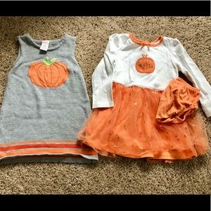 Gymboree Fall Dress Lot